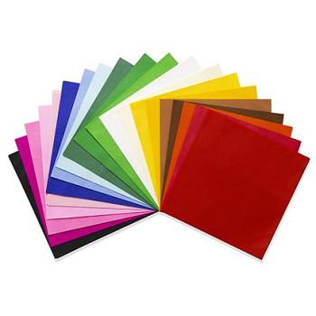 Japonský hedvábný papír - 16 x 16 cm