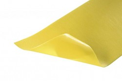 Dekorační vosk citronově žlutý