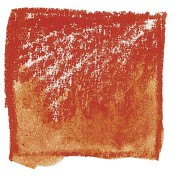 Akvarelová pastelka 03 oranžová