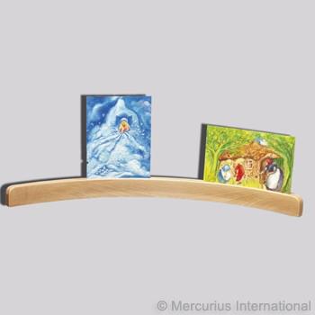 Dřevěný stojánek na fotografie - 2 velikosti