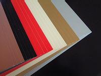 Enkaustický karton - sada 6 barev - různé formáty