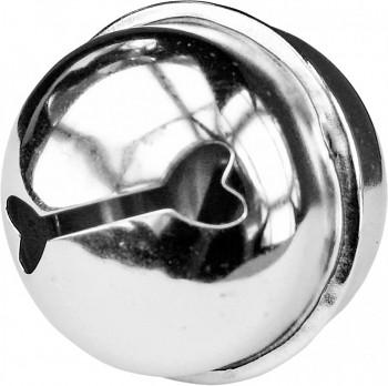 Rolnička stříbrná - průměr 1,5 cm