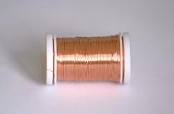 Lakovaný měděný drátek - 0,35 mm x 50 m