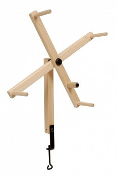 Dřevěný navíječ přaden