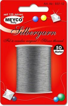 MEYCO Stříbrná nit