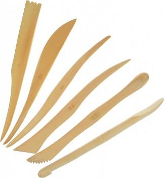 MEYCO Sada dřevěných modelovacích nástrojů
