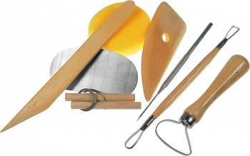 MEYCO Sada modelovacích a hrnčířských nástrojů