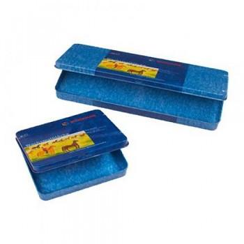 Plechová krabička na 8 pastelek