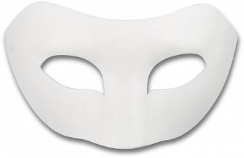 """Tvarovaná papírová maska """"Zorro"""""""