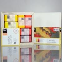 Sada kadmiových barev pro Americkou techniku