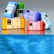 Voskové barvy pro Americkou techniku - modré pigmenty