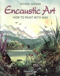 How to paint with wax - anglicky