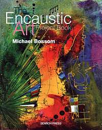The Encaustic Art - Project book - anglicky