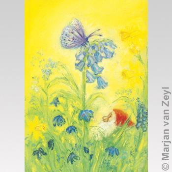 Obrázek Marjan van Zeyl - Jarní motýl