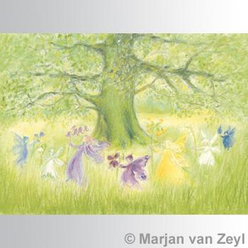 Obrázek Marjan van Zeyl - Tanec víl