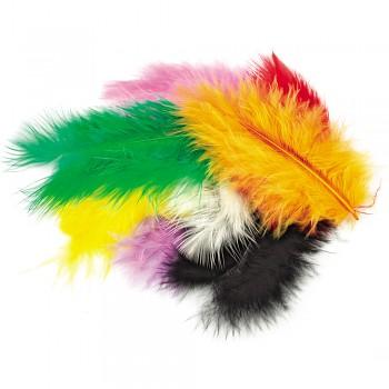 MEYCO Peříčka marabu - různé barvy