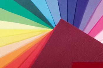 Filc 100% vlna - 1 mm (400 gr.) - metráž šíře 60 cm - různé barvy