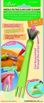 CLOVER Praktická pomůcka pro plstění