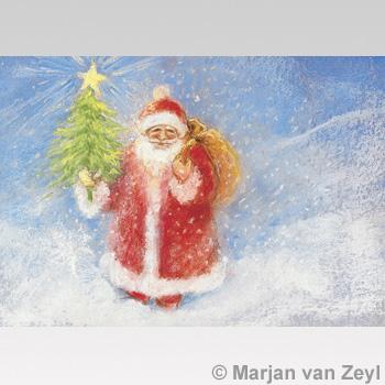 Obrázek Marjan van Zeyl - Patron Vánoc
