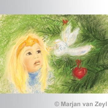 Obrázek Marjan van Zeyl - Co zpívá vánoční anděl