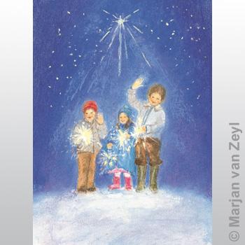 Obrázek Marjan van Zeyl - Šťastný Nový rok