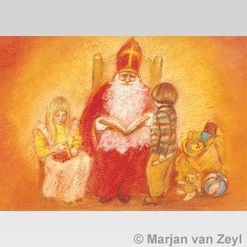 Obrázek Marjan van Zeyl - Svatomikulášský večer