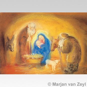 Obrázek Marjan van Zeyl - Svatá rodina