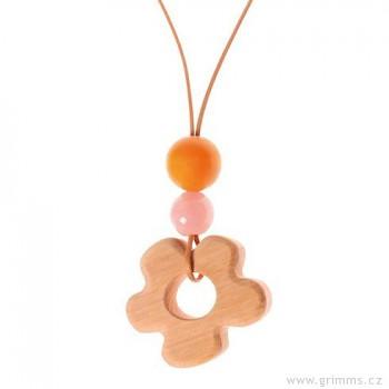 GRIMM´S Kytička s růženínem – pro maminku i miminko