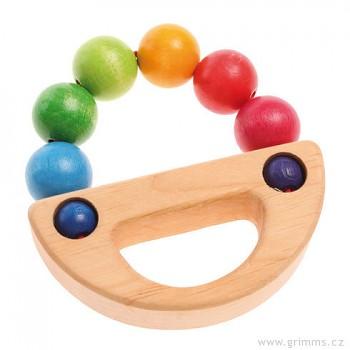 GRIMM´S Duhová loďka – hračka pro miminka