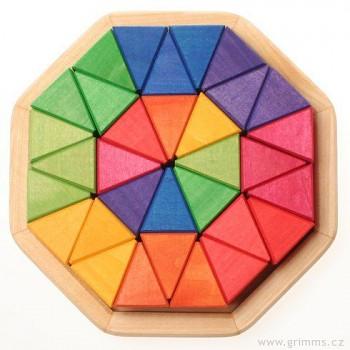 GRIMM´S Kostky puzzle osmihran, 32 díly
