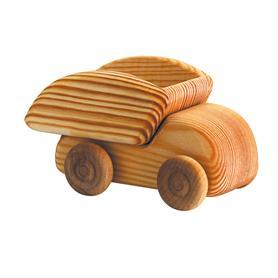 Auto dřevěné malé - nákladní s otevřenou korbou