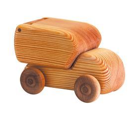 Auto dřevěné malé - nákladní uzavřené