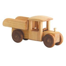 Auto dřevěné velké - nákladní s otevřenou korbou