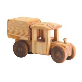 DEBRESK Auto dřevěné velké - nákladní uzavřené