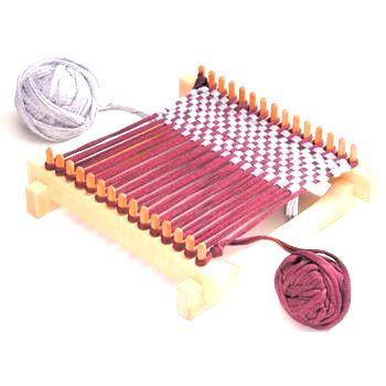 AMS Dětský stav s bavlněným tkacím vláknem