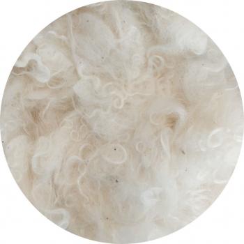 Mohér přírodní vlnitý 10 g