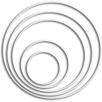 MEYCO Kovový kruh průměr 12 cm