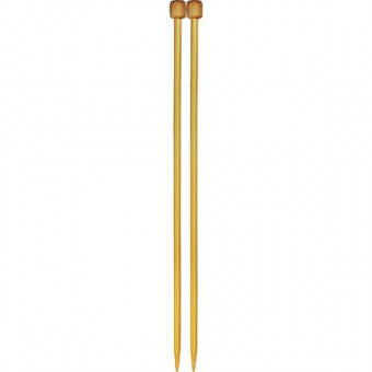 CLOVER Pletací jehlice Takumi 23 cm - různé průměry