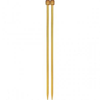 CLOVER Pletací jehlice Takumi 33 cm - různé průměry