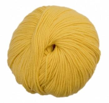 Merino 160 - extrajemná vlněná příze - 35 žlutá
