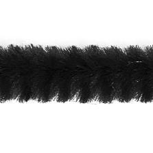 MEYCO Modelovací chlupaté drátky 50 cm - 10 ks od jedné barvy - černé