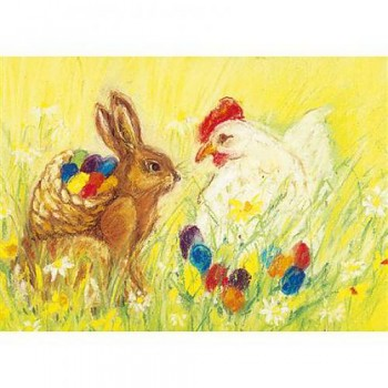 AMS Obrázek Marjan van Zeyl - Velikonoční vajíčka