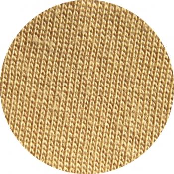 Jednolícní úplet bavlněný 20 x 165 cm - tělová písková