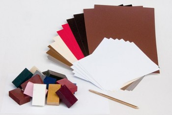 ENCAUSTIC  Sada materiálů pro enkaustiku (bez žehličky)