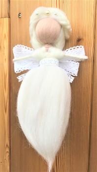 DOBRODĚJ Andělka s krajkovými křídly