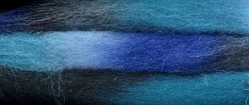 Multibarevná ovčí vlna 10g - 08 Hlubiny oceánu