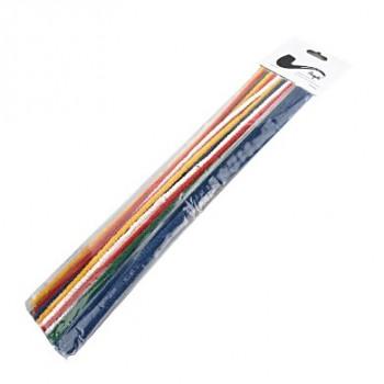 DOBRODĚJ Chlupaté drátky na ručičky délka 30 cm - sada 25 ks