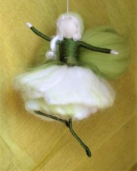 DOBRODĚJ Elfinka - bílá růže