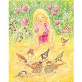 AMS Obrázek Marjan van Zeyl - Podívej na ty ptáčky!