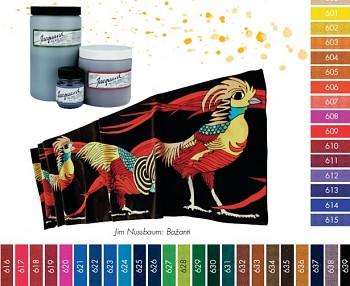 JACQUARD Barva na textil ACID DYE 14 g - různé odstíny
